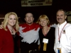 Garth Brooks, Trisha Yearwood, Kathy and James Alongi