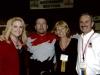 Garth Brooks, Trisha Yearwood, Kathy and James Alongi