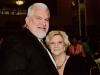 Roger Kipp and Gwen Mathis