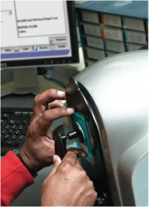 Standard spectrophotometer image